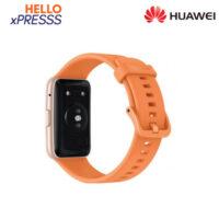 Huawei Watch FIT Orange Strap